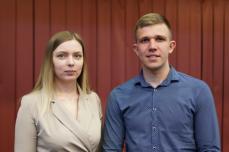 Оглашение Муравьева Павла и Зинович Кристины