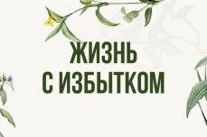 """23 апреля приглашаем на семинар """"Жизнь с избытком"""""""