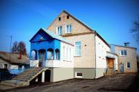 """Молодежь """"Благодати"""" посетила церковь ХВЕ в городе Несвиж"""