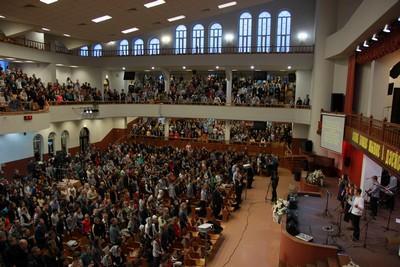 Будь верен Господу. Дневник подростковой конференции