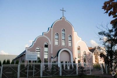 """Церковь """"Вифания"""" отпраздновала 25-летие"""