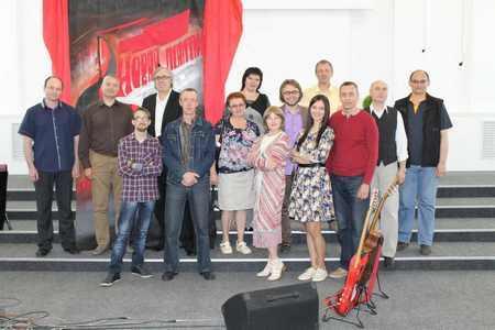 8-й фестиваль христианской авторской песни прошел в Минске