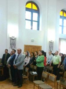 Церковь «Благодать» Березовки отпраздновала 25-летие