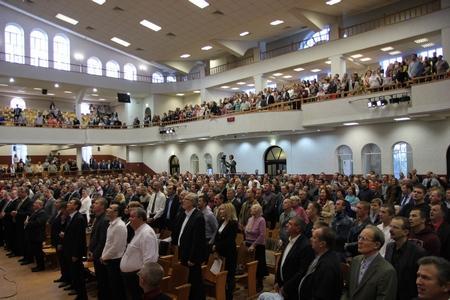 Прошло богослужение, посвященное 500-летию печатной белорусской Библии