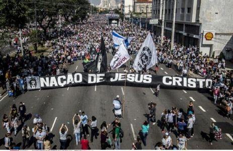 За 20 лет доля христиан-протестантов в Бразилии увеличилась в два раза