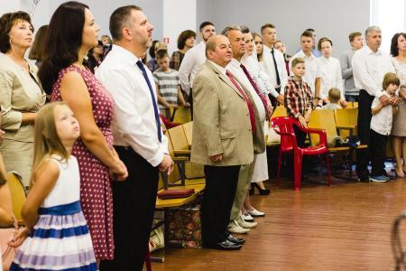 Церкви ХВЕ «Новая жизнь» г.Барановичи исполнилось 25 лет
