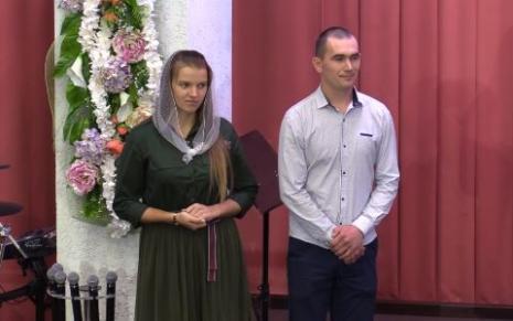 Оглашение Точки Дениса и Симонович Татьяны