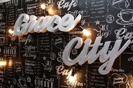 В церкви прошло евангелизационное кафе Grace City