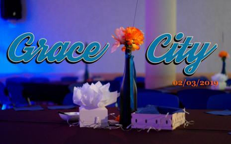 2 марта в церкви прошло евангелизационное кафе Grace City
