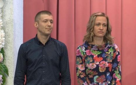 Оглашение Кирбина Алексея и Крайко Юлии