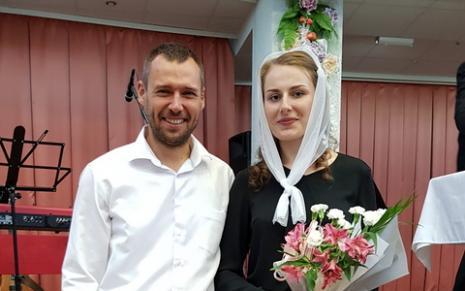 Оглашение Ивановского Глеба и Колб Натальи