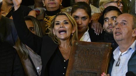 Боливия возвращается к Христу