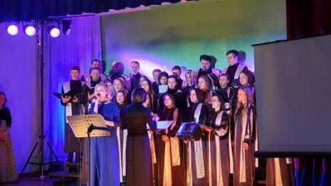 Евангелизационный концерт прошел в Старой Рудне