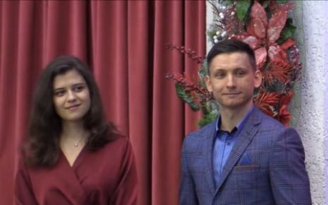 Оглашение Антипова Александра и Куприяновой Эллы