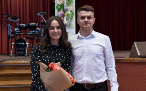 Оглашение Филончука Романа и Лазорик Полины