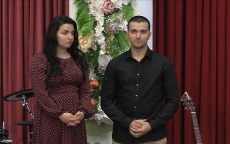 Оглашение Карповича Сергея и Ивашинко Алины