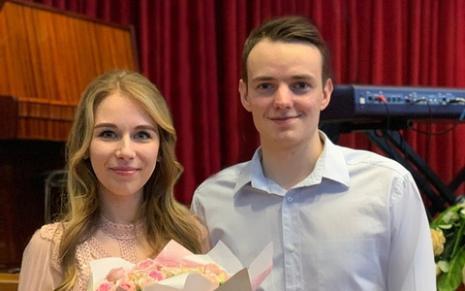 Оглашение Юшкевича Алексея и Демидчик Анастасии