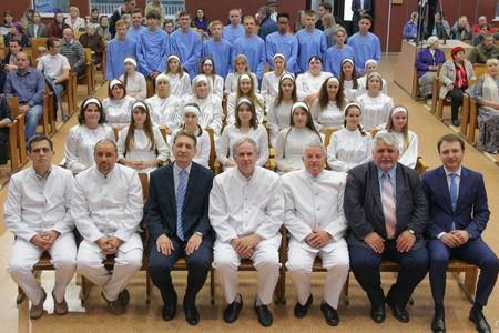 Обещание Богу доброй совести: в завет с Богом вступило 33 человека