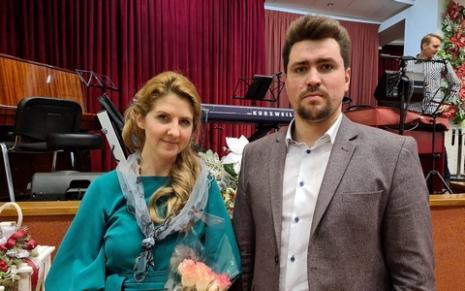 Оглашение Матвийчука Александра и Столяровой Анжелики