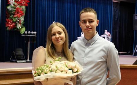 Оглашение Сасиновича Даниила и Дубко Ксении