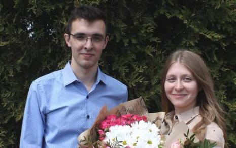 Оглашение Бавелко Дмитрия и Дедовец Надежды