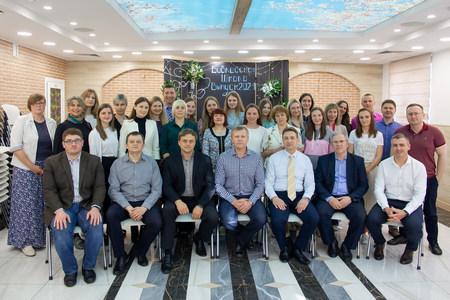 16 мая состоялся очередной выпуск библейской школы