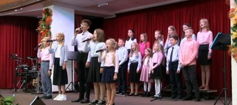 Вышел новый детский проект «Поём Библию»
