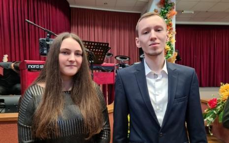 Оглашение Комарова Андрея и Кузьменко Натальи