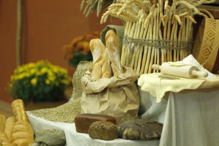 Церковь поблагодарила Бога за плоды земли. Праздник Жатвы