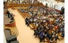 Служители ответили на вопросы членов церкви