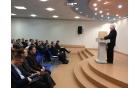 Пасторы церкви встретились с молодежными служителями