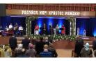 В церкви прошло благодарственное служение