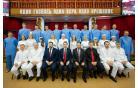 22 человека вступили в завет с Богом. Водное крещение в церкви